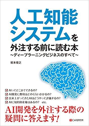 人工知能システムを外注する前に読む本:ディープラーニングビジネスのすべて