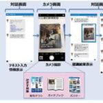 近鉄奈良駅でAIを使った訪日外国人向けの観光案内サービスの実証実験