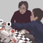 一人ひとりの感情に応えるロボット用AIソフトを開発、自閉症児の在宅治療に