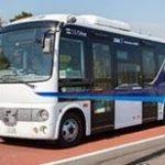 ANAとSBドライブが羽田空港で自動運転バスの実証実験